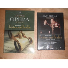 DVD Opera Collection 11 - Tristan Und Isolde Wagner