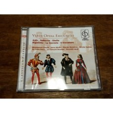 Verdi - Opera Favourites - Aida Nabucco Otello