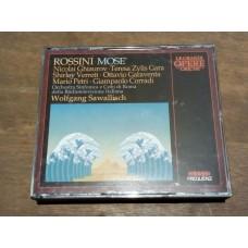 Mose - Gioachino Rossini - Wolfgang Sawallisch (2xCD)