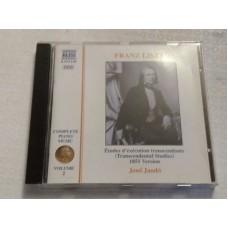 Franz Liszt - 12 Etudes D'Execution Transcendante - Jeno Jando