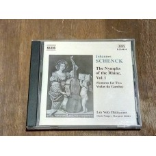 Schenck - Nymphs Of The Rhine Volume 1 Les Voix Humaines