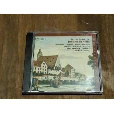 Johann Schelle - Sacred Music / King's Consort Robert King