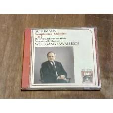 Schumann : Symphonies No. 1 & 4 Wolfgang Sawallisch