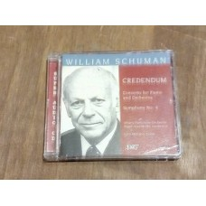 William Schuman - Credendum Symphony No. 4 - David Alan Miller Albany