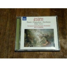 Rameau - Pigmalion, Platee And Dardanus Ballet Suites - Roy Goodman
