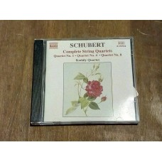 Schubert - String Quartets Complete Volume 4 Kodaly Quartet