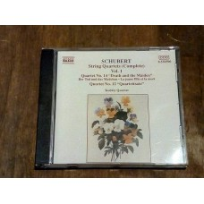 Schubert - String Quartets Complete Volume 1 - Kodaly Quartet