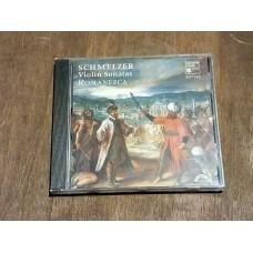 Schmelzer - Violin Sonatas - Romanesca and Andrew Manze