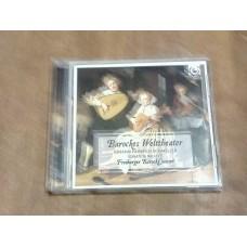 Schmelzer - Baroque World Theatre - Freiburger Barock Consort