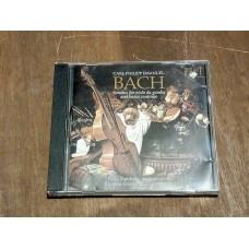 CPE Bach - Sonatas for Viola DA Gamba and Basso Continuo - Paolo Pandolfo
