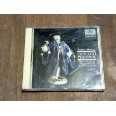 Albinoni - Concerti for Oboe = Holliger Ethorst Bern