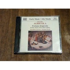 Agricola - Fortuna Desperata Secular Music of the 15th Century - Michael Posch