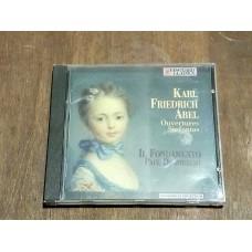 Abel - Ouvertures & Sinfonias - Il Fondamento Paul Dombrecht