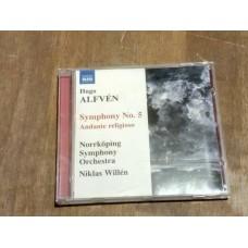 Alfven - Symphony No. 5 Andante Religioso - Niklas Willen