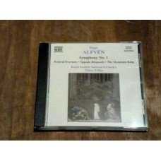 Alfven - Symphony No. 1 -  Uppsala Rhapsody / Mountain King - Niklas Willen