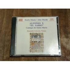 Alfonso X (El Sabio) - Cantigas de Santa Maria - Ensemble Unicorn