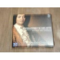 Alessandro Scarlatti - Toccate Per Cembalo - Rinaldo Alessandrini