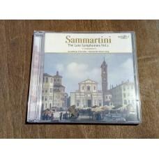 Sammartini: The Late Symphonies, Vol. 2 - Rossi Lürig Accademia d'Arcadia