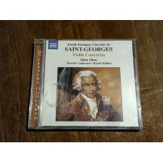 Boulogne Saint Georges - Violin Concertos No. 1, Op. 3 And Nos. 2 And 10 Qian Zhou