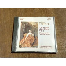 Schenck - Nymphs Of The Rhine Vol. 2 - Les Voix Humaines