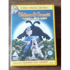 Wallace & Gromit - The Curse of the Were-Rabbit (2 Disc)