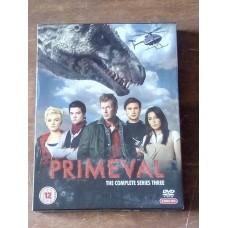 Primeval - Series 3 (3xDVD)