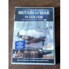 Britain At War In Colour - The Entire Series