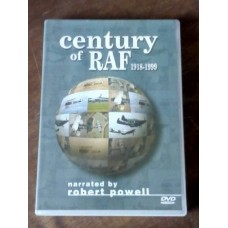 Century Of RAF - 1918-1999 - Robert Powell