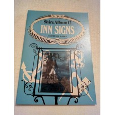 Inn Signs (Shire albums) 1987 by Cadbury Lamb and Gordon Wright