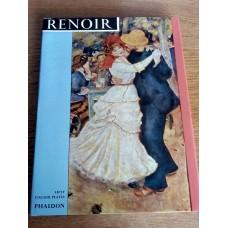Renoir - Fifty Colour Plates Phaidon William Gaunt  HB