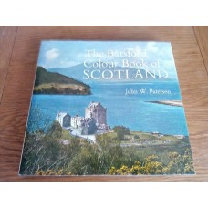The Batsford colour book of Scotland - John Walter Paterson 1965 HB