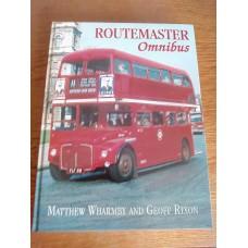Routemaster Omnibus Hardback by Matthew Wharmby and Geoff Rixon