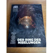 The Royal Opera House Season 2012/13 - Der Ring des Nibelungen (Programme)