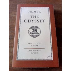 Homer The Odyssey - Translated EV Rieu Penguin Classics 1959