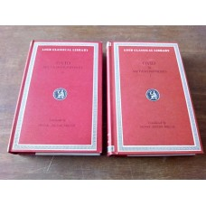 Loeb Classical Library 43 43 Ovid Metamorphoses Volume 1 and 2