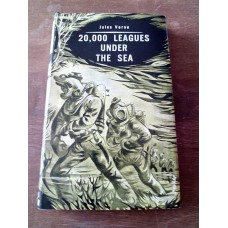 20,000 Leagues Under the Sea by Jules Verne Collins 1963