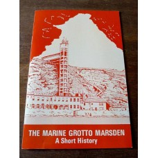The Marine Grotto Marsden a Short History Booklet Plus 4 Vintage Postcards