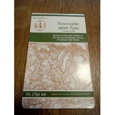 Sheet 6 Newcastle Reprint of first edition of One Inch Ordnance Survey of England