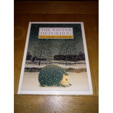 The Winter Hedgehog - Ann and Reg Cartwright Hardback 1989 1st