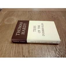 Thomas Hardy - Tess of the D'urbervilles 1957 Macmillan Hardback