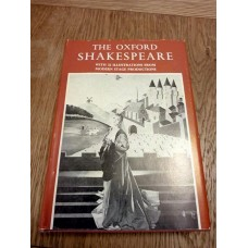 The Complete Works of Shakespeare - Oxford India Paper Edition HB DJ 1974