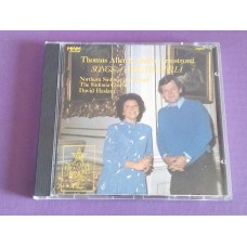 Thomas Allen Sheila Armstrong - Songs of Northumbria - David Haslam
