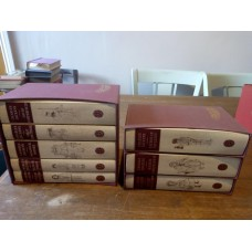 The novels of Charles Dickens Folio Society 1994 - 8 Book Collection slipcases