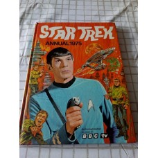 Star Trek Annual 1975 Authorised By the BBC