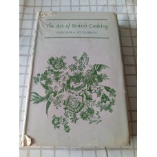 The Art of British Cooking - Theodora Fitzgibbon 1965 Readers Union HB