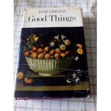 Good Things - Jane Grigson 1971 Cookery Book Club