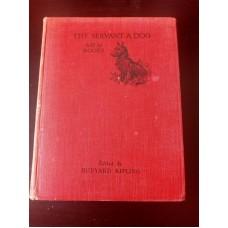 Thy Servant a Dog Told By Boots - Kipling Rudyard 1930 Macmillan