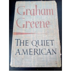 Graham Greene - The Quiet American First UK Edition 1955