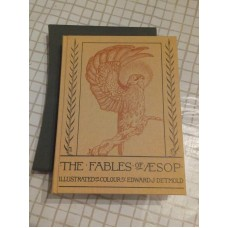 Folio Society - The Fables of Aesop - Edward Detmold - 2002
