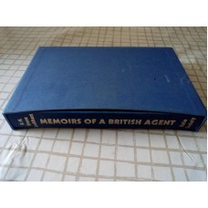 Memoirs of a British Agent Bruce Lockhart - Slipcase 2003